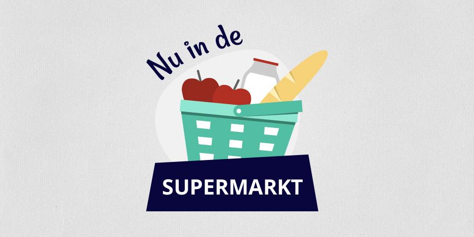 Nu in de Supermarkt