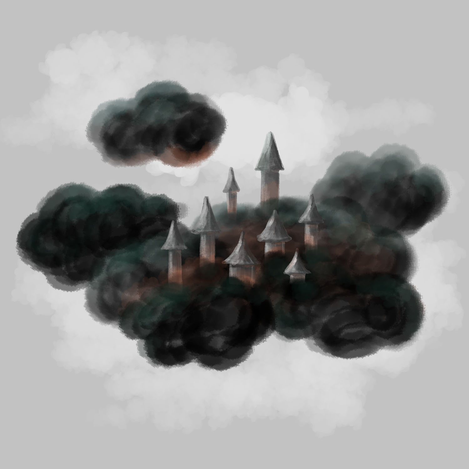 illustratie-castleintheclouds